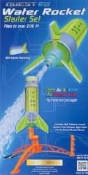 Deluxe Single Water Rocket Starter Set