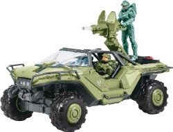 1/32 UNSC Warthog Plastic Model Kit