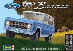 1/25 1970 Ford Bronco Plastic Model Kit