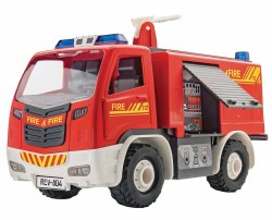 Fire Truck, Junior Model Kit