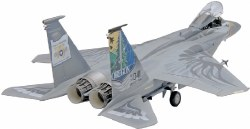 1/48 F-15C Eagle Jet Attacker Plastic Model Kit