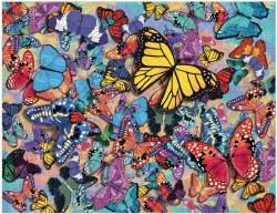 Butterfly Frenzy - 500pc