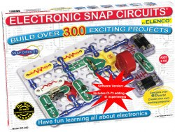 Snap Circuits® 300-in-1 W/ int