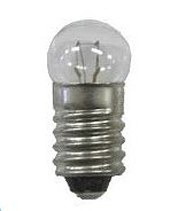 14v Clear Standard Bulb Lionel