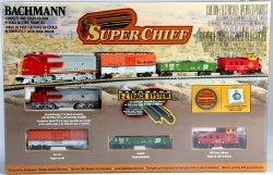 Super Chief Set - N Scale