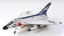 1/72 Douglas F4D1 Skyray Plastic Model Kit