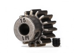 15T 1.0P 5mm Shaft Pinion Gear