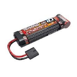 3000mAh 8.4v 7-Cell Flat NiMH Battery