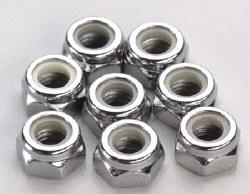 Nylon Locknuts 5mm