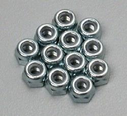 Nylon Locknuts 3mm (12)