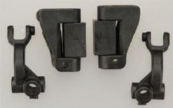 Left/Right Caster & Steering Blocks 25 Deg Jato