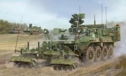 1/35 M1132 Stryker Mine Roller