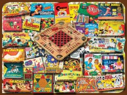 Classic Games Collage 550pc