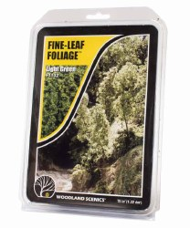 Fine-Leaf Foliage Light Green