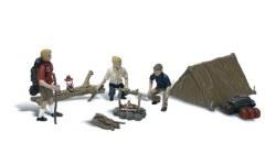 Campers - N Scale