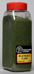 Turf Fine Blended Green 32 oz
