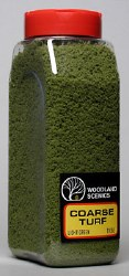 Turf Coarse Light Green 32 oz