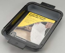Plaster Cloth/Modeling Tray