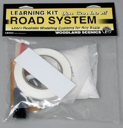 Learning Kit - Roads & Pavement
