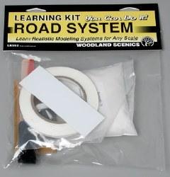 Learnng Kit- Roads & Pavement