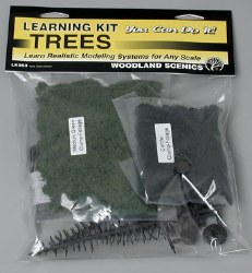 Learning Kit - Tree Making