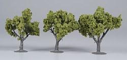 """3 Assembled Tree Light Green 3-4"""""""
