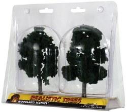 """2 Tree Light Green 5-6"""""""