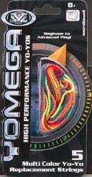 Multi Color Yo-Yo String