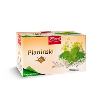 Franck Mountain Tea 40g Planinski Caj