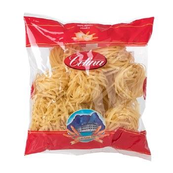 Cetina Wide Nest Egg Noodles 400g