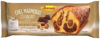 Boromir Marbled Cake with Yogurt and Chocolate Hazelnut Cream 400g