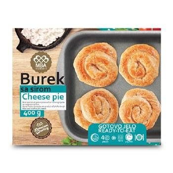 Bujrum Burek with Cheese 400g F