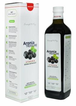 Armedina Aronia Treasure - Pure Cold Pressed Aronia Juice 750ml