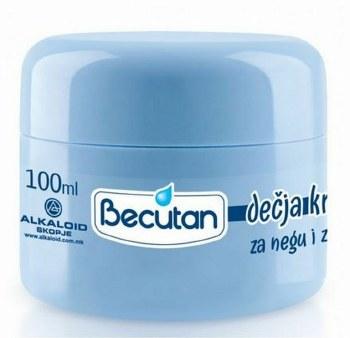 Becutan Children's Lotion for Sensitive Skin 100ml