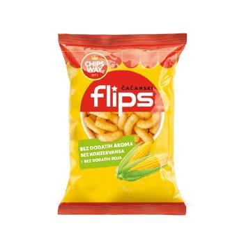 ChipsWay Classic Flips 40g