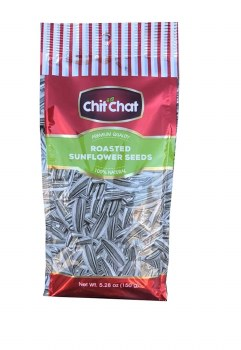 Chit Chat Roasted Sunflower Seeds 150g