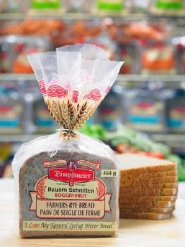 Dimpflmeier Bauern Schnitten Farmers Rye Bread 454g