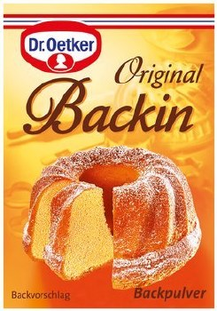 Dr.Oetker Baking Powder 10pk Germany