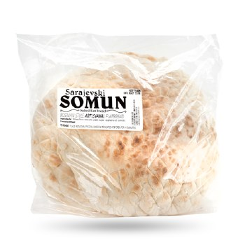 EM Somun Bosnian Style Traditional Flatbread 3 pcs F