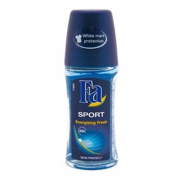 Fa Mens Sport Roll On Deodorant 50ml