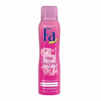 Fa Womens Pink Passion Deodorant Spray 150ml