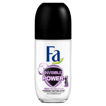 Fa Invisible Power Roll On Deodorant 50ml