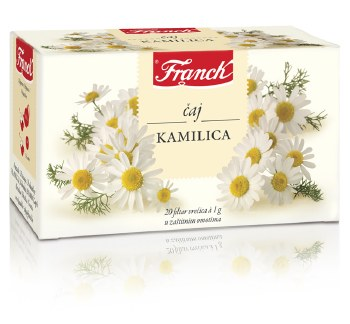 Franck Chamomile Tea 20g Kamilica Caj