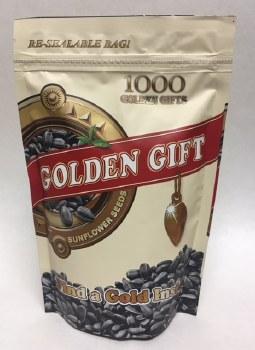 Golden Gift Sunflower Seeds Biopak 250g