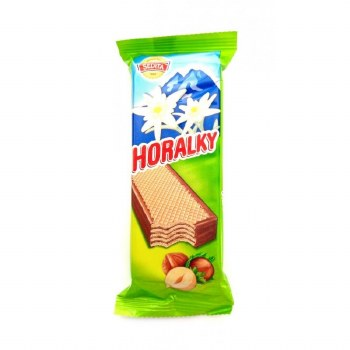 Sedita Horalky Hazelnut Cream Wafer 50g