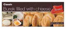 Jami Classic Cheese Burek 600g F