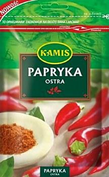 Kamis Hot Paprika 20g