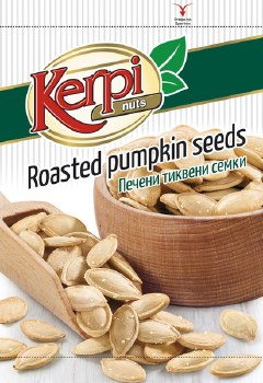 Kerpi Roasted Pumpkin Seeds 120g