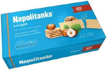 Kras Nougat Wafers Napolitanke 420g