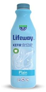 Lifeway Kefir Plain Lowfat 32oz R